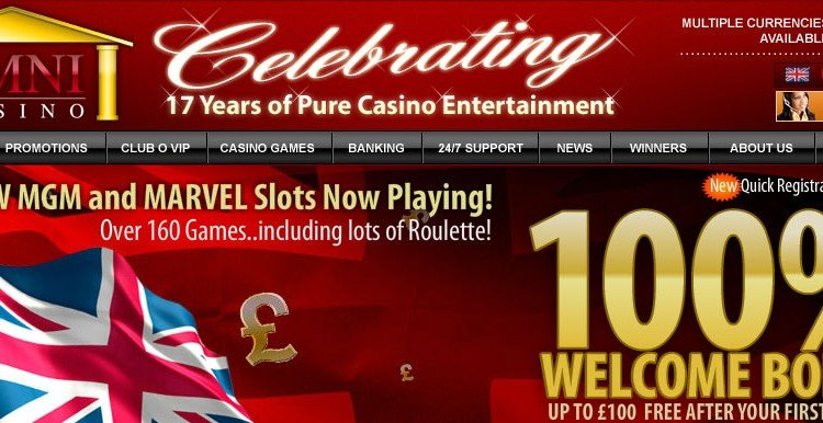 Playtech Slot Tournaments at Omni